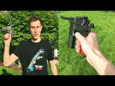 REAL LIFE MAUSER (1.5M Subscriber Special)