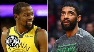 A 'moment of truth' could be coming involving Kyrie, Kevin Durant and the Nets - Woj   Woj & Lowe