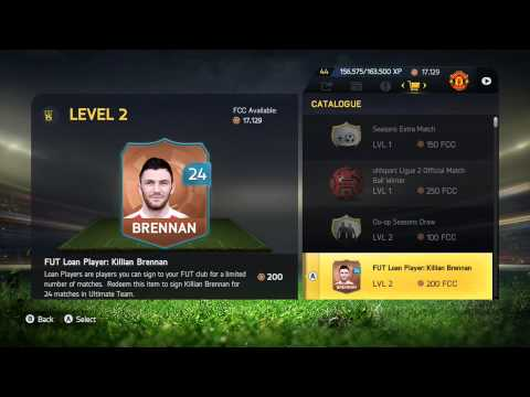 Fifa 15 how to loan players for ultimate team