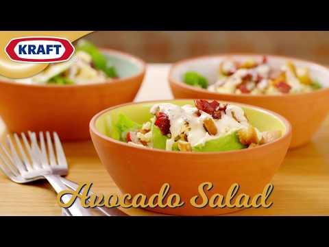 KRAFT Avocado Salad Recipe