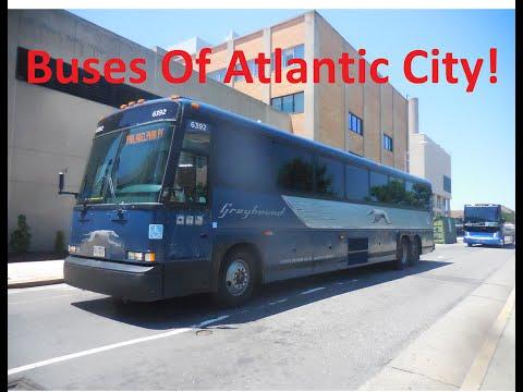 NeoplanDude S4EP23 Buses Of Atlantic City!