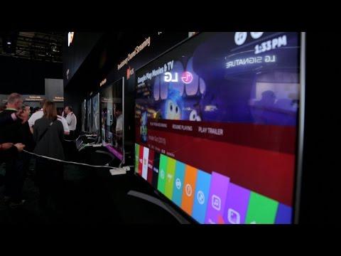 LG Super UHD LCD and 98