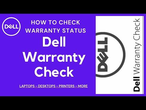 Dell Warranty check | How to Check Dell Warranty Status