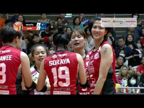 Xxx Mp4 CP Volleyball Thailand League 2020 Highlight ขอนแก่นสตาร์ พบ เจนเนอราลี่ สุพรีม ชลบุรี อีเทค 25 1 20 3gp Sex