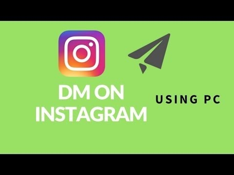 How to get Instagram DM's on PC (Easy)