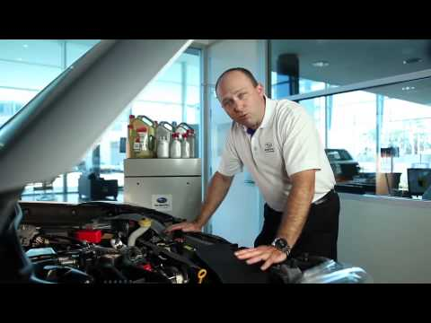 How To Check Your Brake Fluid | Subaru Australia