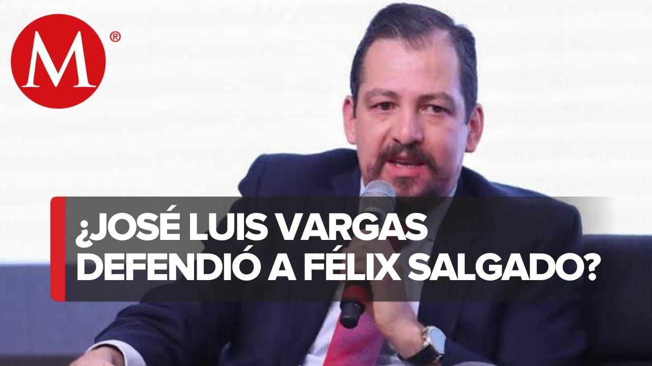 """Presidente del TEPJF insiste en que """"INE violó garantía de audiencia"""" a Salgado y Morón"""