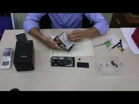 BlackBerry Priv teardown, How To disassemble & open | Video guide