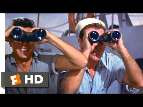 Mister Roberts (1955) - Nurse Watching Scene (1/10) | Movieclips