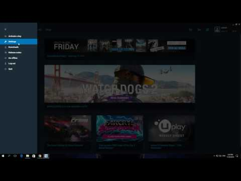 How To Disable Automatic Game Updates In Uplay