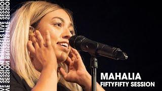 Mahalia live at FiftyFifty Session x Couleur Café