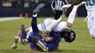 NFL DIRTY Quarterback Cheap Shots