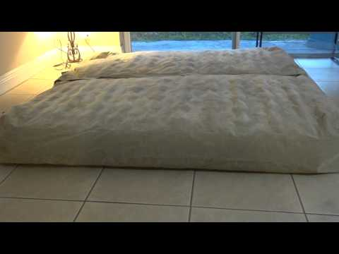 Sofina King Size Air Bed Converts to 2 Twin Size Beds