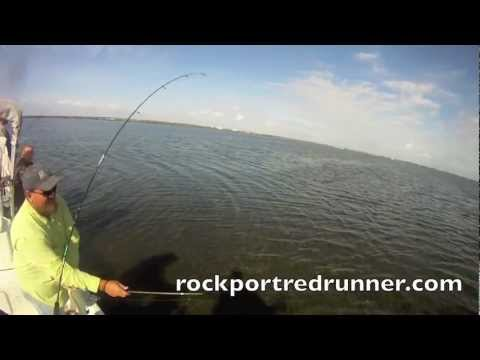 Rockport TX Redfish, Red Drum, Fishing Guide Charter