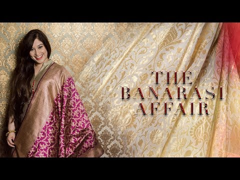 Everything You Need To Know About Banarasi Sarees - 2017 Trend Alert - Ethnic Collection