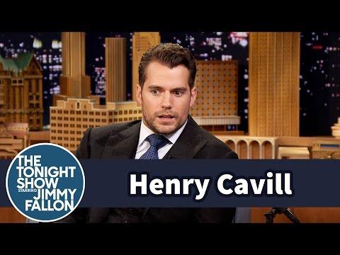 Henry Cavill Reveals Superman's Diet Plan
