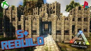 S+ Castle NEW STRUCTURES PLUS UPDATE BUILDING TIPS 2019 Ark
