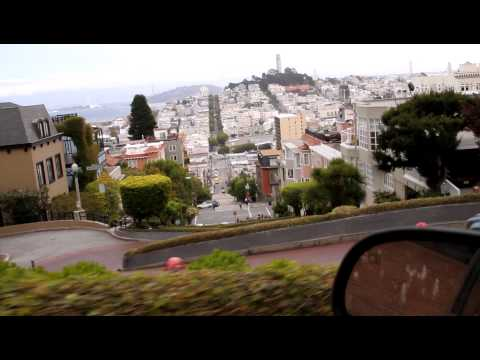 Going Down Lombard Street, Most Crooked Street in the World