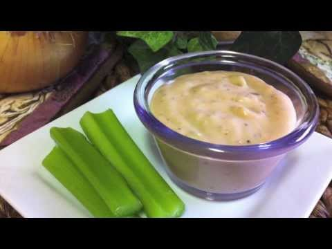 How to Make Homemade Thousand Island Dressing ~ by foodjazz