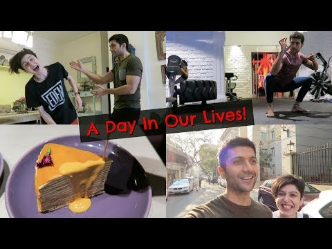 A Day In Our Lives!