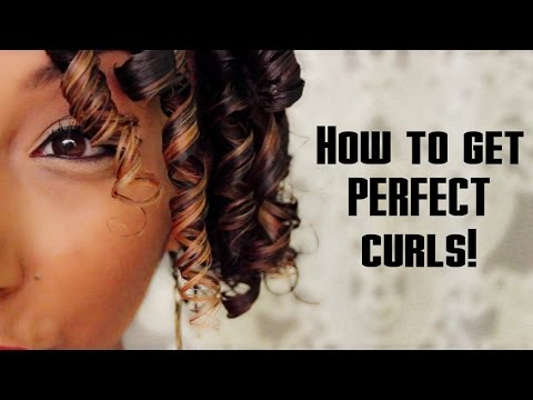 How To Get PERFECT Curls! No HEAT! No Curling Iron! For Natural Curly Hair | BiancaReneeToday