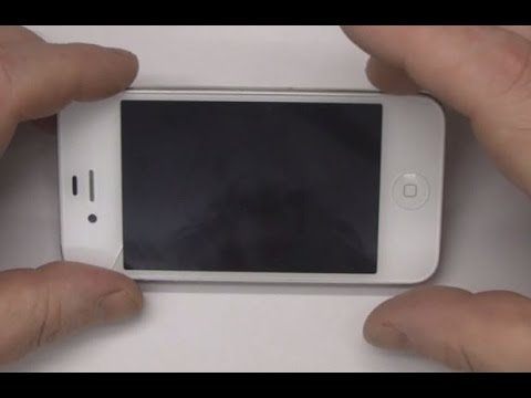 How To Replace iPhone 4s Screen