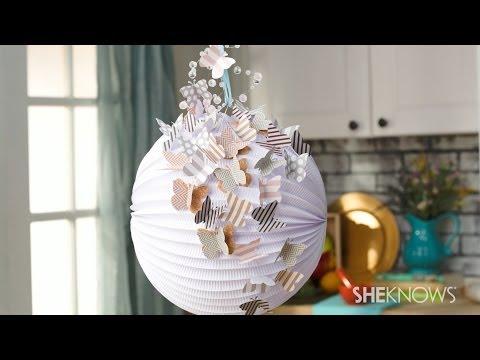 How to Make a Spring Lantern