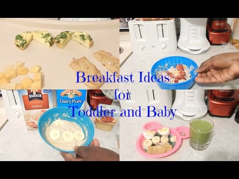 Breakfast Ideas For Baby