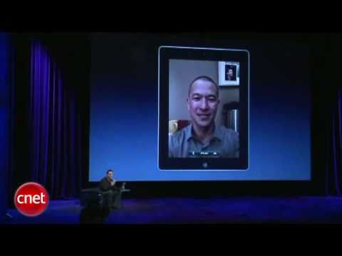 Facetime for iPad 2