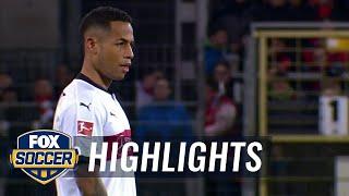 SC Freiburg vs, VfB Stuttgart | 2017-18 Bundesliga Highlights