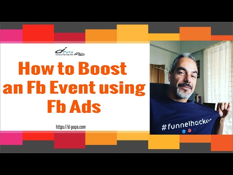 How To Boost an Event Using Facebook Ads The Ninja Way