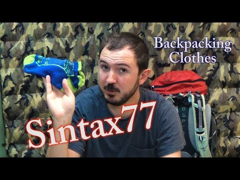Backpacking Clothes - What I Wear & Pack