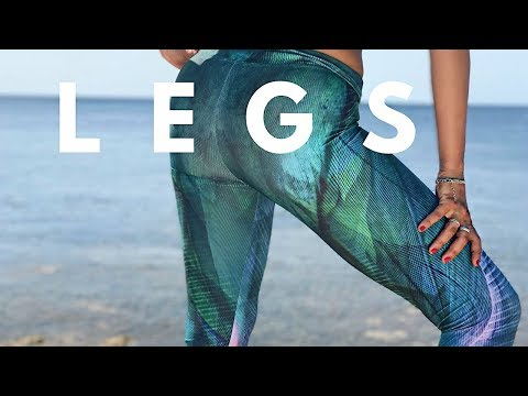 Home Routine for Legs and Buttocks in 10 Minutes   Exercises for all types of Legs