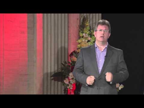 To make peace with your enemies | Jeffrey Donaldson | TEDxStormont