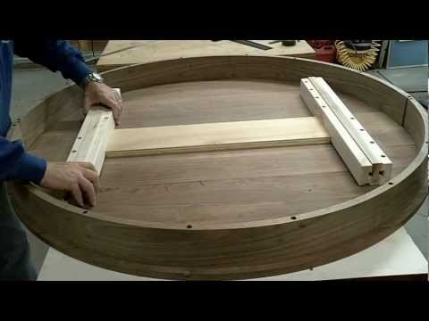 Pedestal Extension Table - Part 8