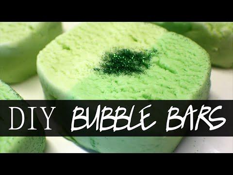 DIY Bubble Bars | Royalty Soaps