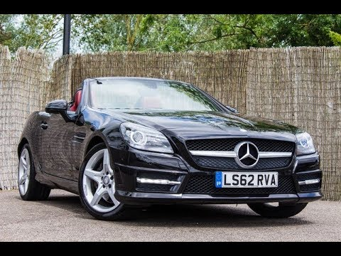 MERCEDES SLK250 FOR SALE AT CLEARWATER AUTOMOTIVE IN ESSEX