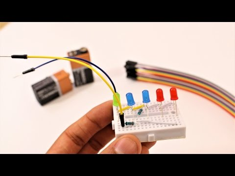 How To Make a Simple Battery Tester