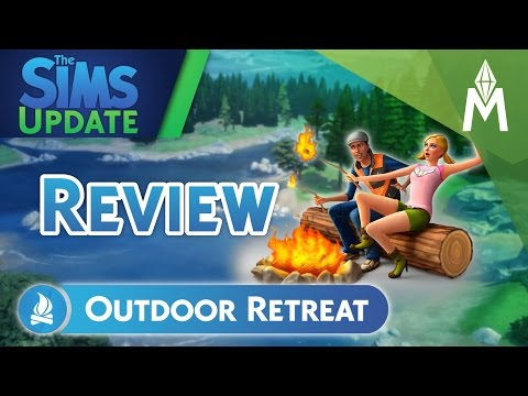 The Sims 4 Outdoor Retreat Review