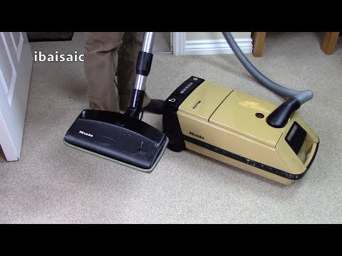 Vintage 1980s Miele S234i Vacuum Cleaner Unboxing & First Look
