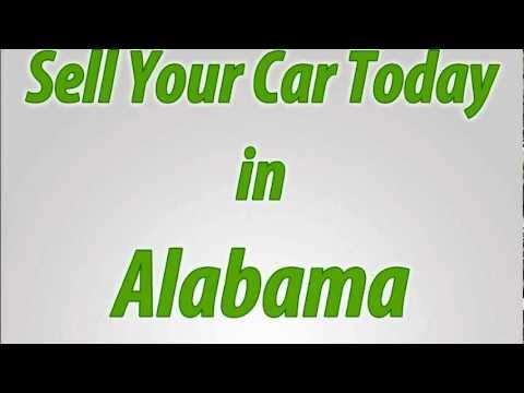 Sell A Car in Alabama