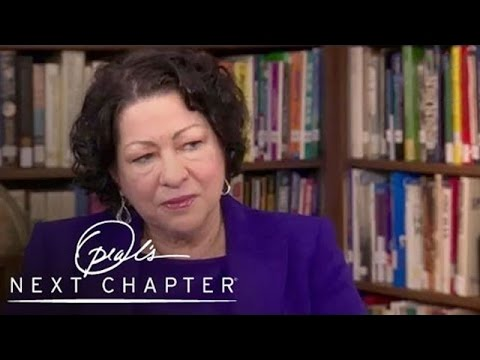 Justice Sonia Sotomayor's Was Affected by Alcoholism | Oprah's Next Chapter | Oprah Winfrey Network