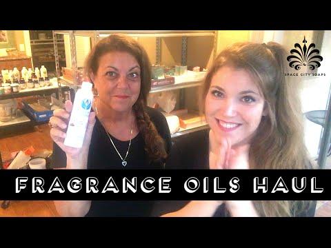 Nature's Garden HAUL | Fragrance Oils & Wax Talk | SPACE CITY SOAPS