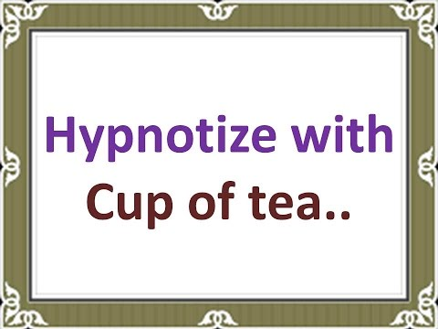 Hypnotise with a Cup of tea.. :- Effective and Impactful Vashikaran Dua for Anyone