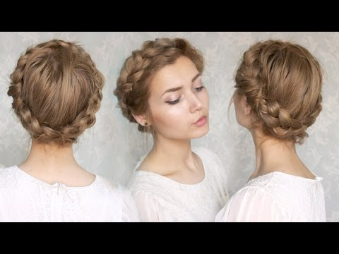 The Halo Braid || Tutorial