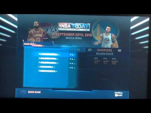 NBA 2k16 Vc glitch Xbox 360/PS3
