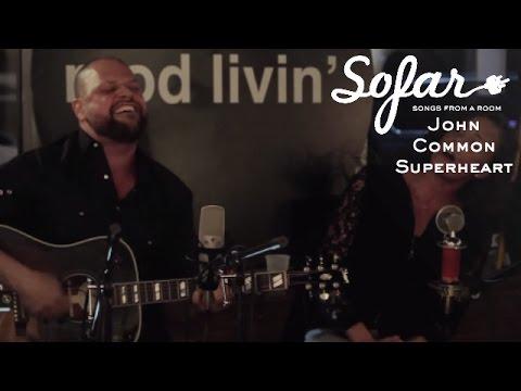 John Common Superheart - You Got The Lonely   Sofar Denver