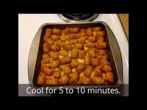 Simple Tater Tot Casserole Recipe