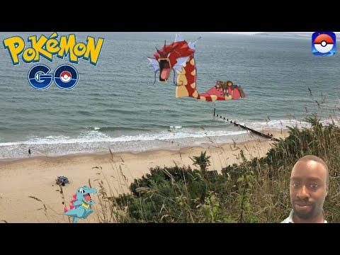 POKEMON GO: BOURNEMOUTH BEACH SPECIAL