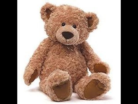 How to make cute teddy bear at your home easily